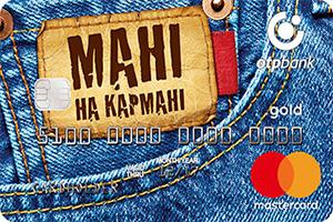 OTP bank — кредитная карта «Мані на кармані легка»