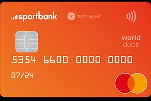 Sportbank (кредитная карта)