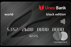 Unex Bank (кредитная карта)